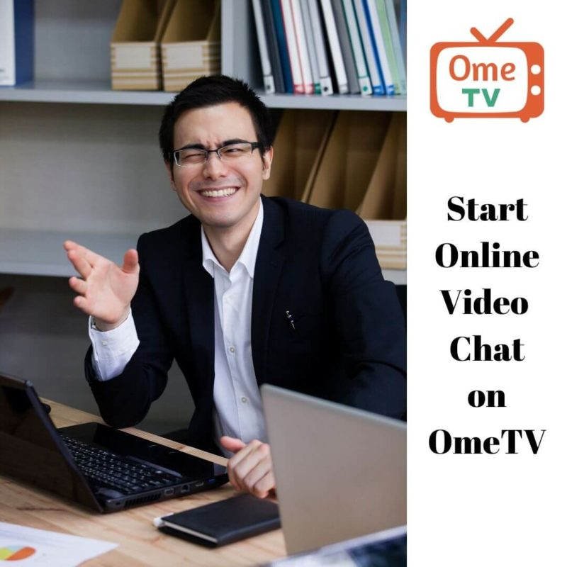 Start to Video Chat on Ome TV