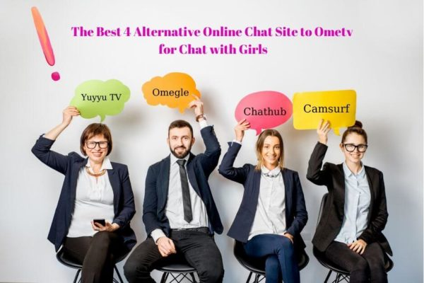 Alternative Online Chat Site to Ometv
